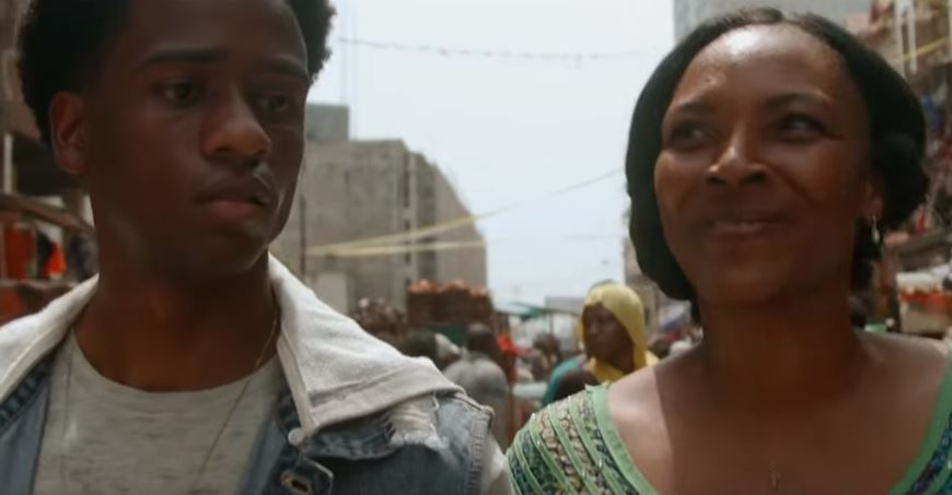 Nigerian Prince By Faraday Okoro - Set For International Movie Theatres-8478