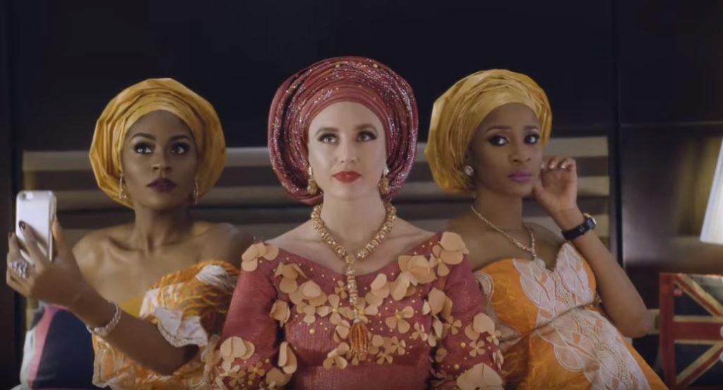 The Wedding Party 2.The Wedding Party 2 Destination Dubai Nollywood Movie Review