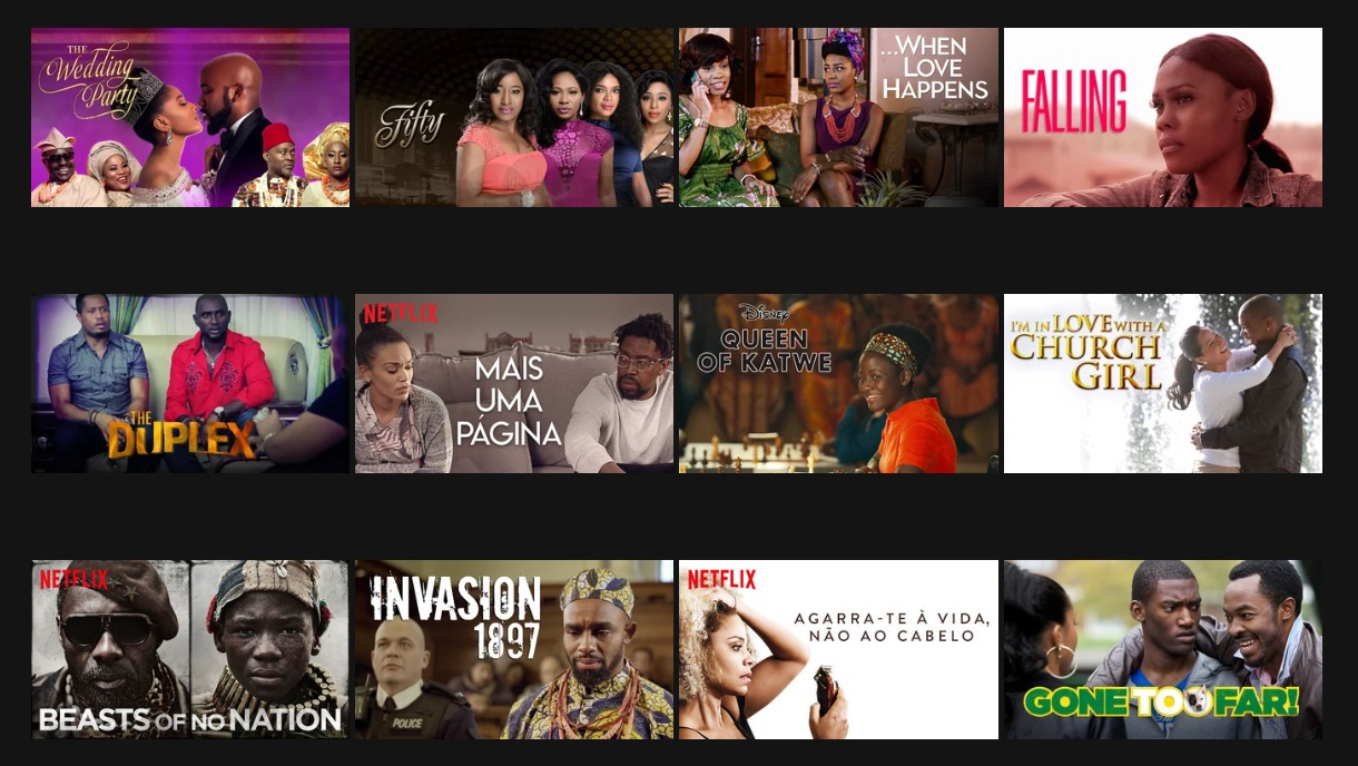 Nigerian Movies On Netflix You Should Watch - Nollywood Movies