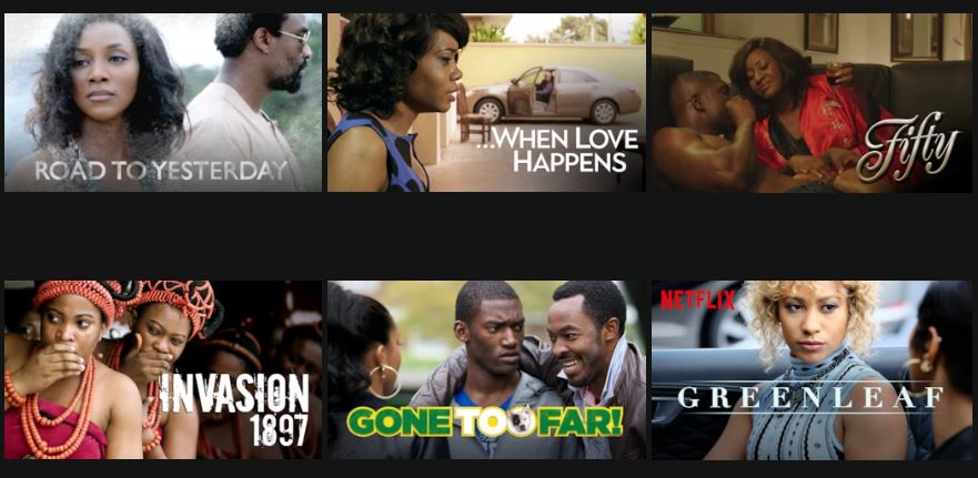 Choose The Best Service For Nollywood Movies - Netflix, IROKOTV